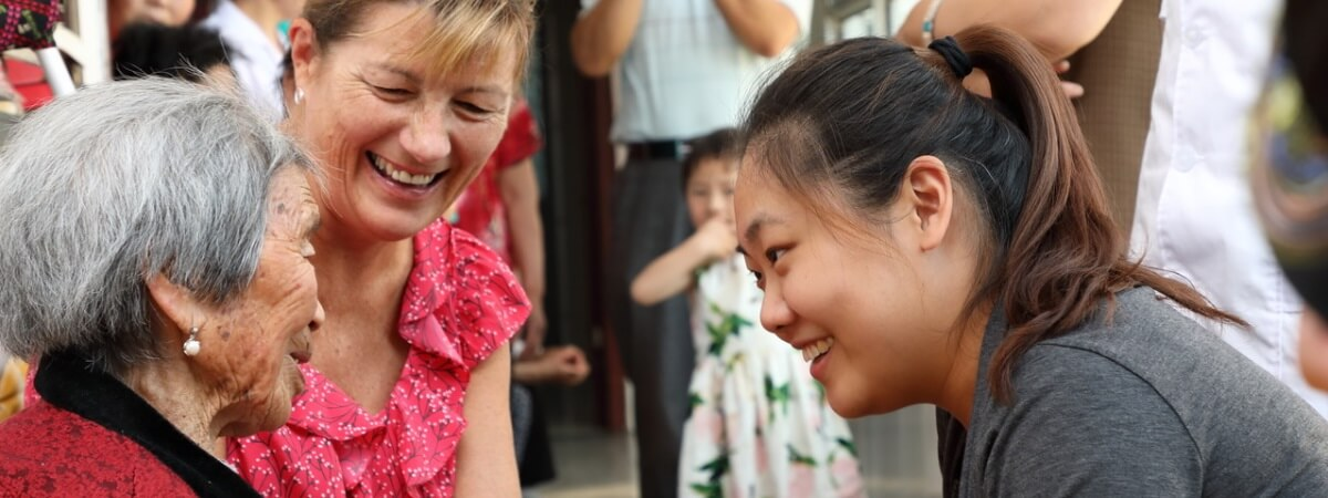 Aged Care Development China