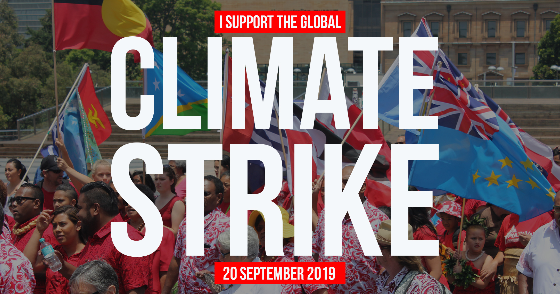 Blackwood Uniting Church supports the Global Climate Strike 20 September 2019