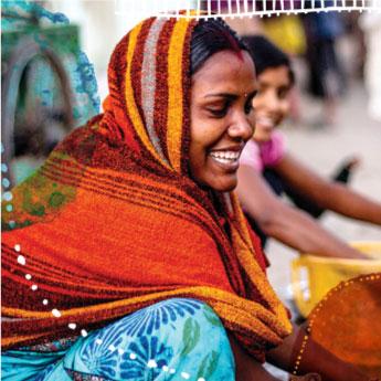 Indian Woman UnitingWorld